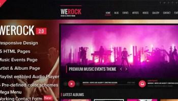 beaton v1 4 1 music radio events wordpress theme free download