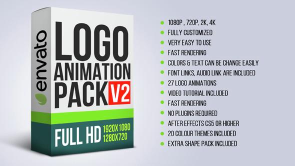 Logo Animation Pack V2