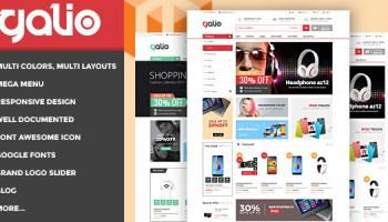 Galio v10 mega shop responsive magento theme free download free galio mega shop responsive html template free download maxwellsz