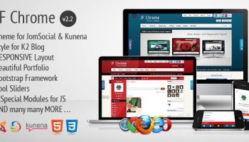 BT Travel v3 2 1 – Jomsocial and Kunena Template Free