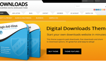 Micro Jobs Theme v8 4 WordPress PremiumPress Free Download - Free
