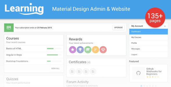 Image Result For Codecanyon Learning Management System
