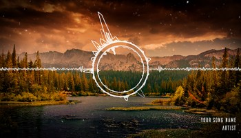 VIDEOHIVE CLEAN AUDIO SPECTRUM MUSIC VISUALIZER FREE DOWNLOAD