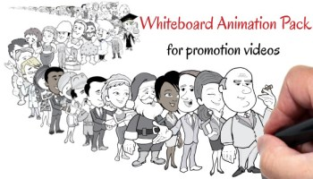 WHITEBOARD ANIMATION (VIDEOHIVE PROJECT) - FREE DOWNLOAD