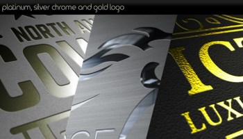 VIDEOHIVE GOLDEN & SILVER LOGO - Free After Effects Template
