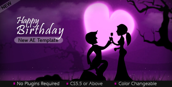 HAPPY BIRTHDAY (VIDEOHIVE TEMPLATE) FREE DOWNLOAD - Free After ...