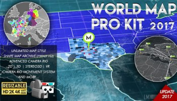 3d extrude world map videohive project free download free videohive 3d world map pro kit free download gumiabroncs Images