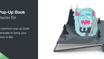 POP-UP BOOK STARTER KIT V3.2 - AFTER EFFECTS PROJECT (VIDEOHIVE ...