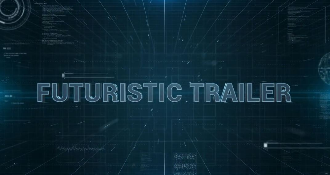 Motion Array - Futuristic Trailer After Effects Templates 57767