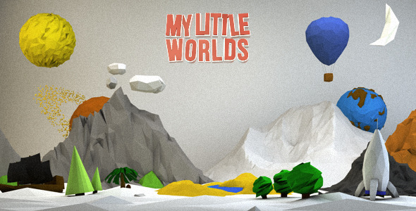 VIDEOHIVE MY LITTLE WORLDS - AFTER EFFECTS TEMPLATE