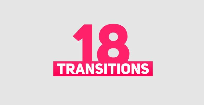 DYNAMIC TRANSITIONS - PREMIERE PRO TEMPLATES