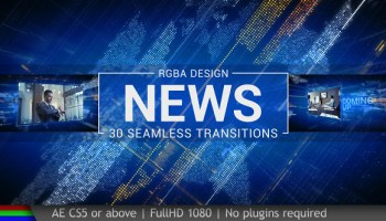 VIDEOHIVE LOGO TRANSITION 21894145 - Free After Effects