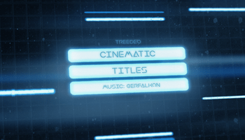 Epic Cinematic Trailer After Effects Templates - Free After Effects