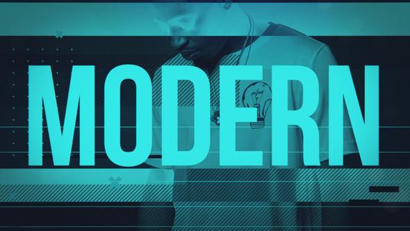VIDEOHIVE MODERN OPENER 21599410
