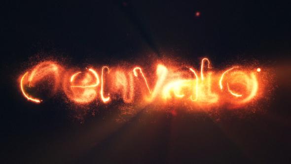 VIDEOHIVE EPIC FIRE LOGO 17552733