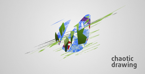 VIDEOHIVE CHAOTIC DRAWING
