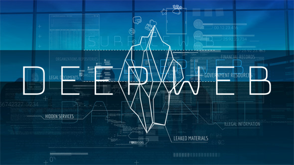 VIDEOHIVE DEEP WEB. UNSEEN SIDE OF THE INTERNET