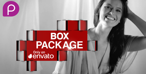 VIDEOHIVE BOX PACKAGE