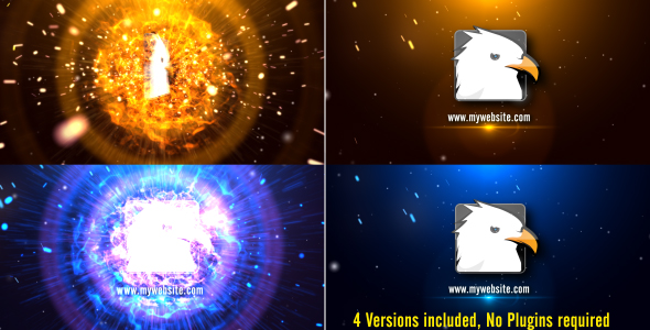VIDEOHIVE CINEMATIC IMPULSE LOGO