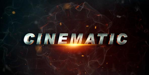 VIDEOHIVE CINEMATIC MOVIE TRAILER