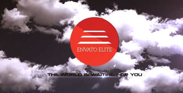 VIDEOHIVE ELITE LOGO REVEAL