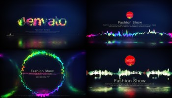 VIDEOHIVE MUSIC VISUALIZER KIT FREE - AFTER EFFECTS TEMPLATES - Free