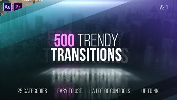 VIDEOHIVE TRANSITIONS 22114911