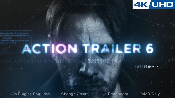 VIDEOHIVE ACTION TRAILER 06