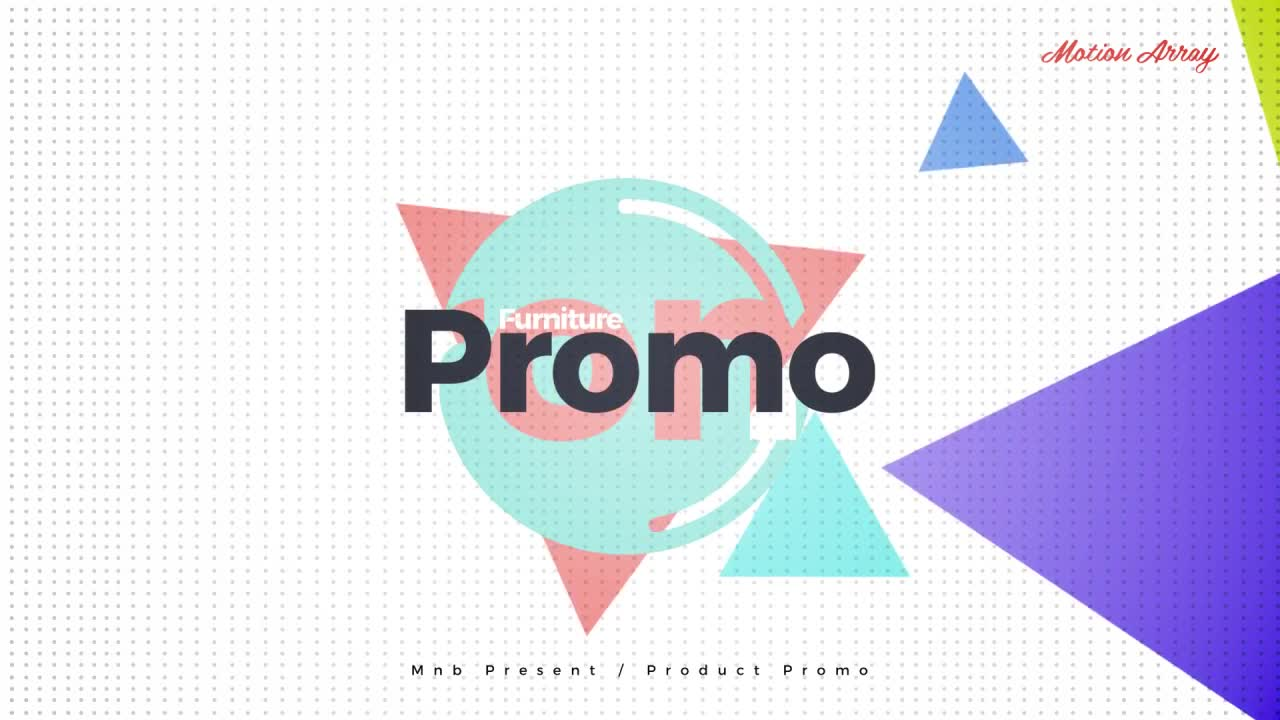 PRODUCT PROMO V4 (MOTION ARRAY)