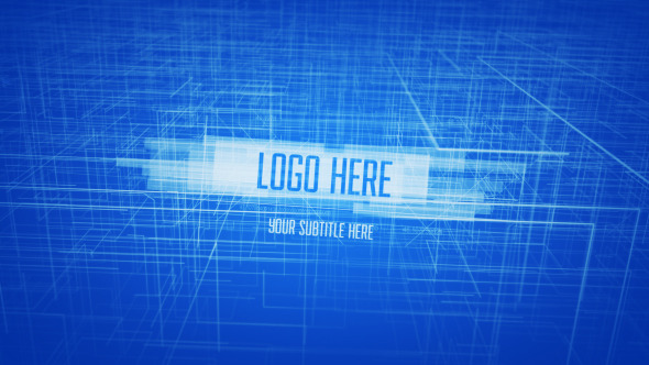 VIDEOHIVE DRAWING LOGO REVEAL