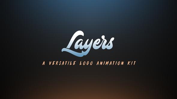 VIDEOHIVE LAYERS   LOGO ANIMATION KIT