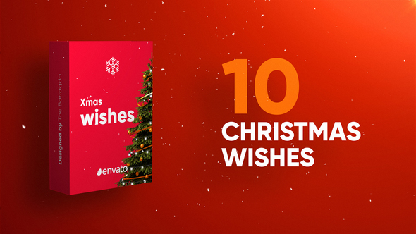VIDEOHIVE CHRISTMAS WISHES 22969347