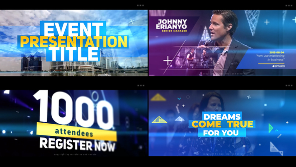 VIDEOHIVE EVENT PROMOTION 22613109
