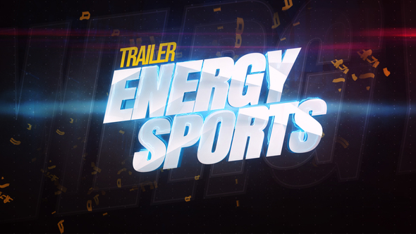 VIDEOHIVE ENERGY SPORTS PROMO