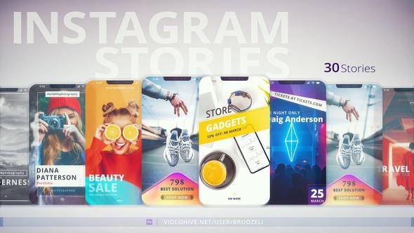 VIDEOHIVE INSTAGRAM STORIES 22972451