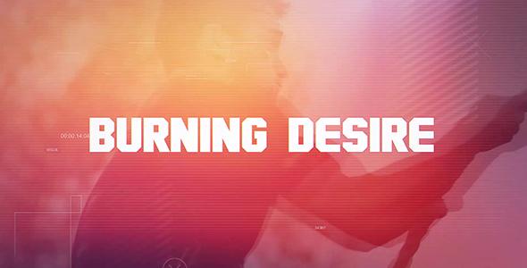 VIDEOHIVE BURNING DESIRE
