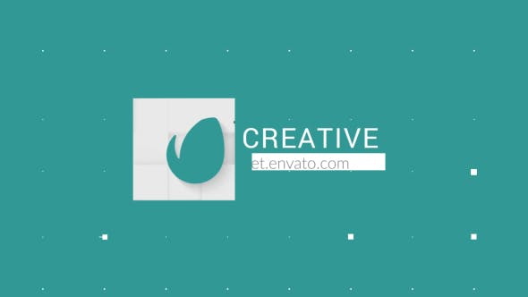 VIDEOHIVE MODERN BLOCKS LOGO REVEAL