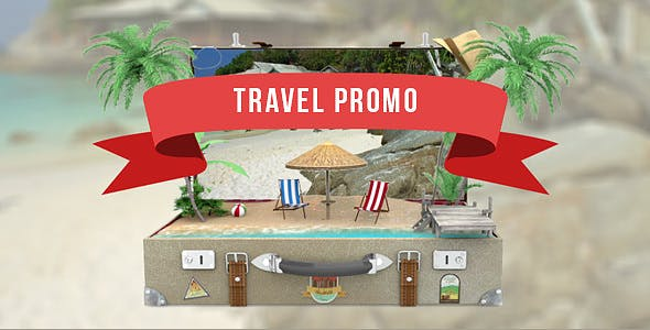 VIDEOHIVE TRAVEL PROMO