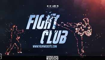 FIGHT NIGHT BROADCAST PACKAGE - AFTER EFFECTS PROJECT (VIDEOHIVE