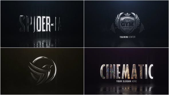 VIDEOHIVE CINEMATIC HERO LOGO 22635106