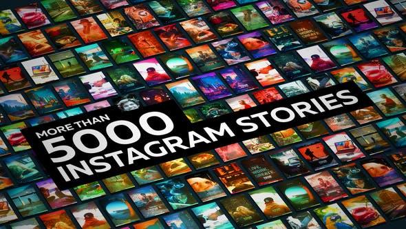 VIDEOHIVE STORIES GENERATOR