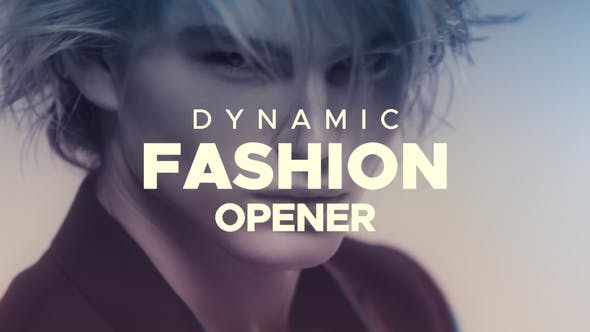 VIDEOHIVE DYNAMIC FASHION OPENER