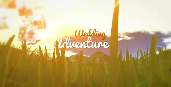 VIDEOHIVE WEDDING ADVENTURE