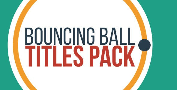 BOUNCING BALL TITLES – VIDEOHIVE
