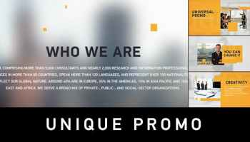 VIDEOHIVE CORPORATE VIDEO 21901914 - Free After Effects Template