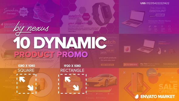 VIDEOHIVE DYNAMIC PRODUCT PROMO