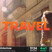 VIDEOHIVE TRAVEL SLIDESHOW