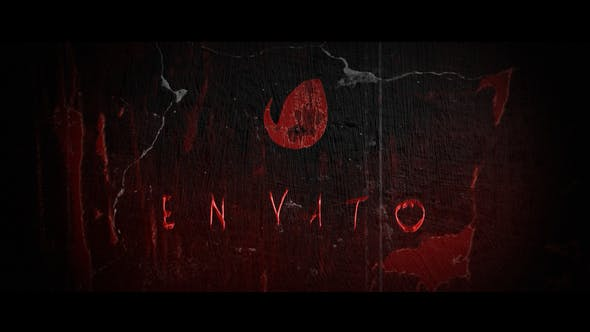 VIDEOHIVE HORROR TRAILER AND PAINT ALPHABET