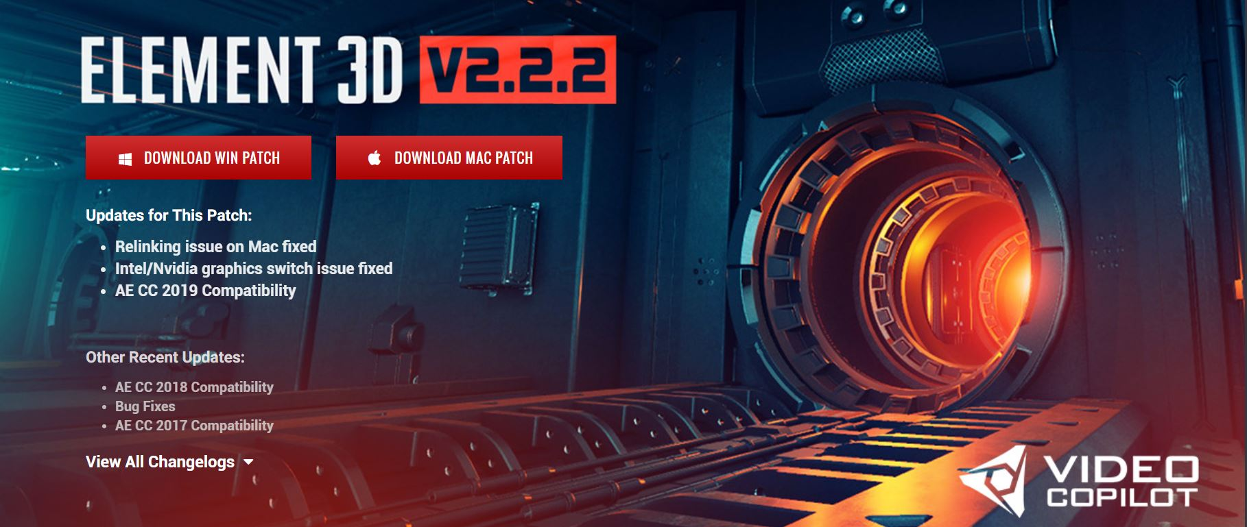 ELEMENT 3D V2.2.2 BUILD 2168 (WIN/MAC) – VIDEOCOPILOT