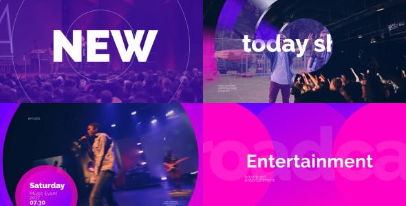 VIDEOHIVE BROADCAST PACK